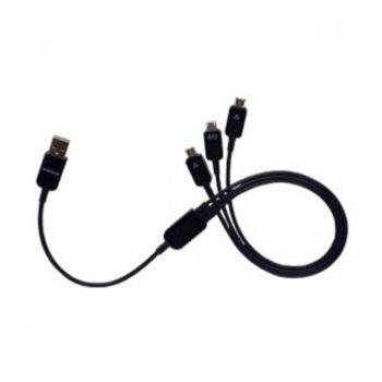355SAETTG900UBEG Samsung OEM Black Multi Charging Cable