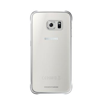 93C9SAEFQG925BSEG Samsung Galaxy S6 OEM Silver Clear Protective Cover