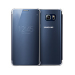 Samsung Galaxy Note 5 OEM Blue/Black Clear View Cover