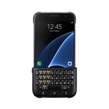 15-00480 Samsung Galaxy S7 OEM Black Keyboard Cover