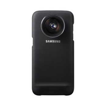 15-01322 Samsung Galaxy S7 Edge OEM Black Camera Cover