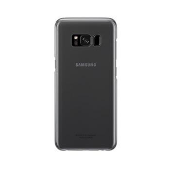 15-01670 Samsung Galaxy S8 OEM Black Clear Cover