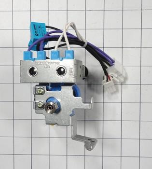 DA97-07827B Samsung Refrigerator Ice Maker Water Assembly Valve