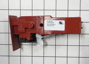 DC64-02032A Samsung Washer Door Lock Switch