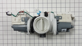 DC97-15974C Samsung Washer Drain Pump Assembly