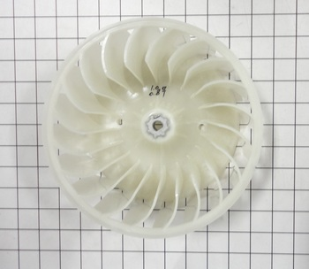 DC67-00180B Samsung Dryer Blower Wheel