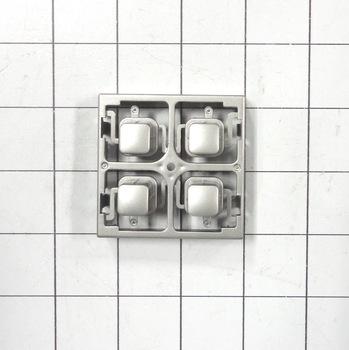 DE64-02219A Samsung Microwave Control Panel Button Selector