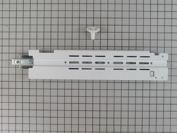 DA97-10595B Samsung Refrigerator Drawer Slide Low Rail Assembly