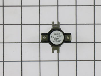 DC47-00017A Samsung Dryer High Limit Thermostat