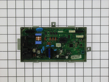 DC92-00322E Samsung Dryer Main PCB Electronic Control Board Assembly