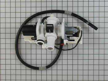 DC96-01585A Samsung Washer Drain Pump Motor Assembly