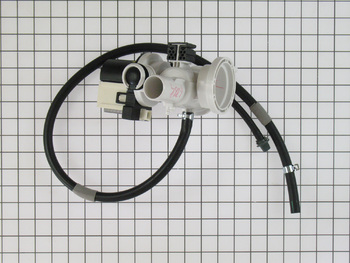 DC96-01585C Samsung Washer Drain Pump Assembly