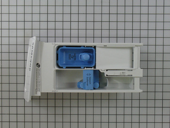 DC97-15884A Samsung Washer Dispenser Drawer Assembly
