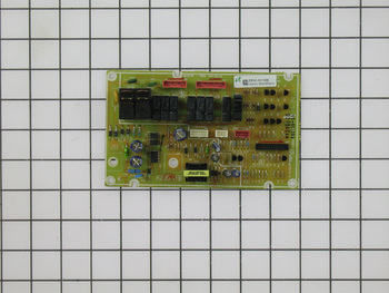DE92-02136B Samsung Microwave Main PCB Control Board Assembly
