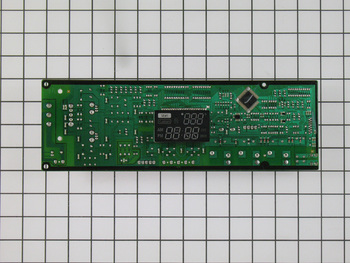 DE92-03045A Samsung Range Oven PCB Control Board and Clock Main Assemb...