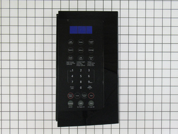 DE94-01806A Samsung Microwave Oven Control Touch Panel Assembly