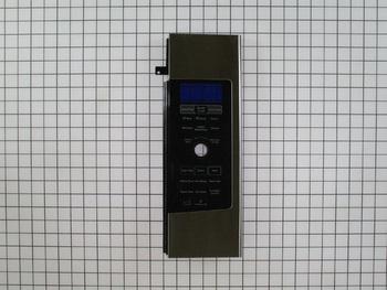 DE94-02948A Samsung Microwave Control Panel Assembly