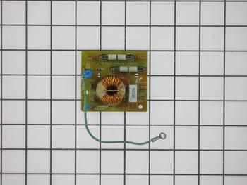 DE96-00400D Samsung Microwave Noise Filter Assembly