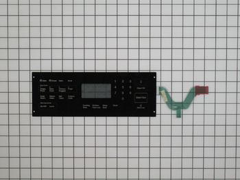 DG34-00020A Samsung Range Membrane Switch