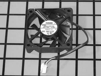 DA31-00070E Samsung Refrigerator Evaporator Fan Motor DC Box Fan