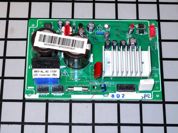 DA92-00111B Samsung Refrigerator PCB Sub Inverter Assembly