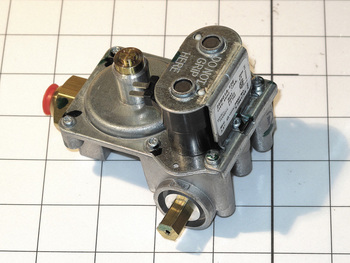 DC62-00201A Samsung Dryer Gas Valve Assembly