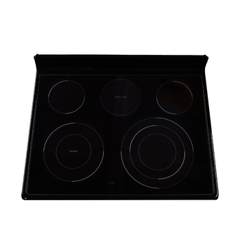 DG94-00735H Samsung Range Stove Oven Glass Main Cooktop Assembly