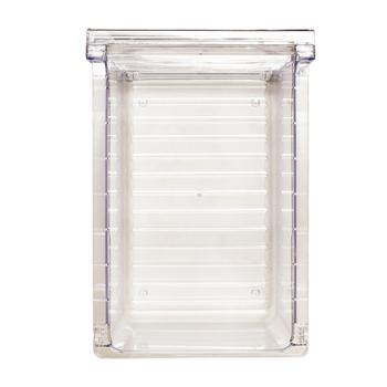 DA97-13018A Samsung Refrigerator Vegetable Crisper Drawer Assembly Cas...