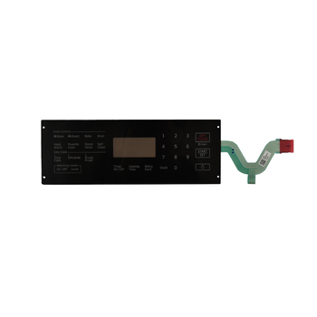 DG34-00030A Samsung Microwave Membrane Touchpad Switch