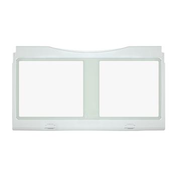 DA97-06329A Samsung Refrigerator Vegetable Glass Crisper Drawer Cover ...