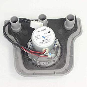 DD97-00216A Samsung Dishwasher WaterWall Spray Arm Motor and Nozzle As...