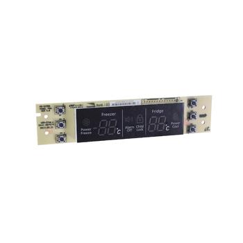 DA92-00201K Samsung Refrigerator LED PSB User Control and Display Boar...