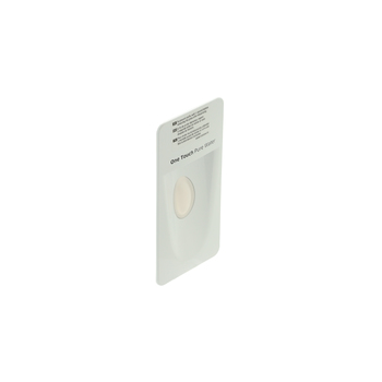 DA97-12942A Samsung Refrigerator Dispenser Cover Overlay Assembly
