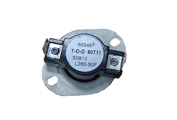 DC47-00018A Samsung Dryer Thermostat 60T11 250V 25A