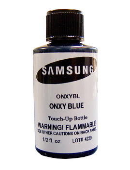 Blue Onyx DH81-11980A Touch Up Paint for Samsung Appliances