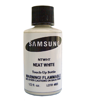 Neat White DH81-11982A Touch Up Paint for Samsung Appliances