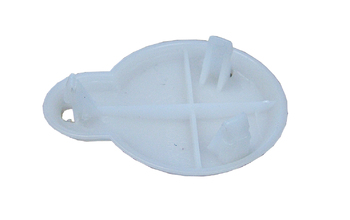 White Fixer Cap, PP TB53 DC61-10688A for Samsung Washers