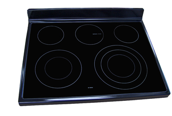 Cooktop Frame DG97-00074A for Samsung Ovens-Ranges