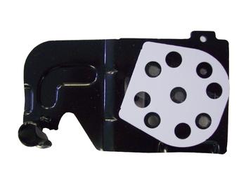Left-Hand Upper Hinge Assembly DA97-06715A for Samsung Refrigerators