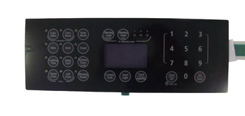 Membrane Switch DG34-00007A for Samsung Ovens-Ranges