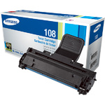 Samsung MLT-D108S Toner Cartridge - Black