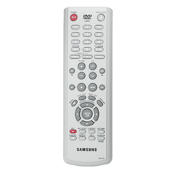 AK59-00012H Remote Control Assembly, DVD-R120 XAA