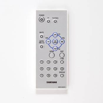 BN59-00367B Remote Control, TM52 MFM50 3C1860M9S