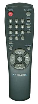 AA59-10110F Remote Control, TM59 L/GRY EX 25 SZ