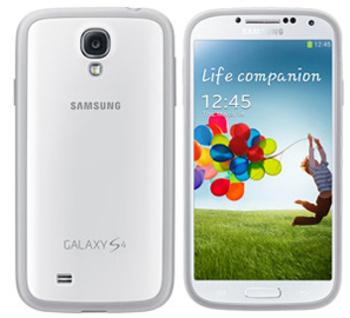 EF-PI950BWEGCA Samsung Galaxy S4 Protective Cover - White